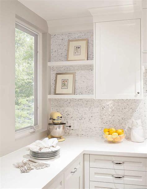 White Brick Kitchen Tiles Design Ideas