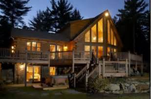 take a peek inside this gorgeous luxury cabin for rent in
