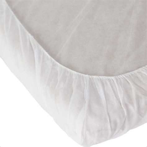disposable bed sheet mattress protector linens  bed sheets