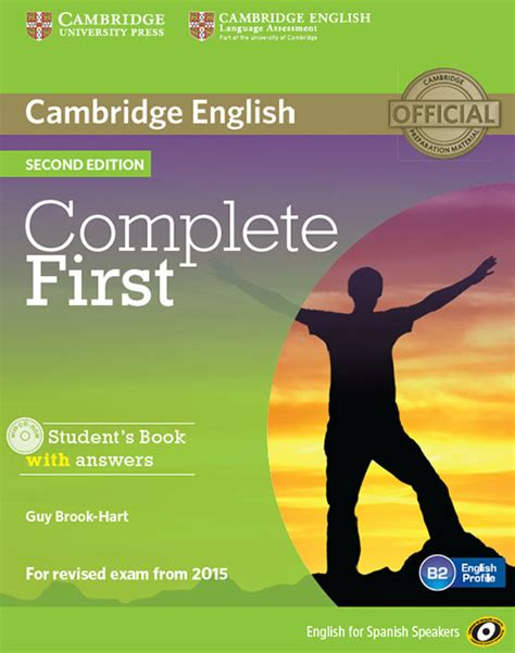 libro citizen z b2 students complete first for spanish speakers 2nd edition cambridge university press espa 241 a