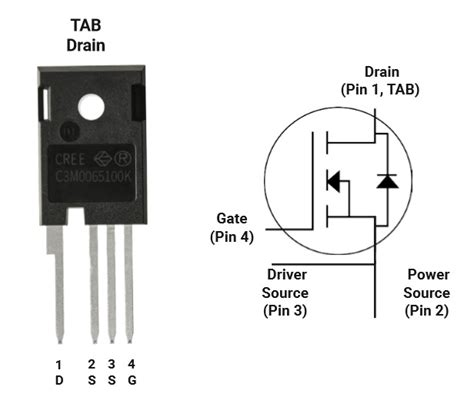 transistor gate terminal exploring the pros and cons of silicon carbide sic fets a new mosfet from cree
