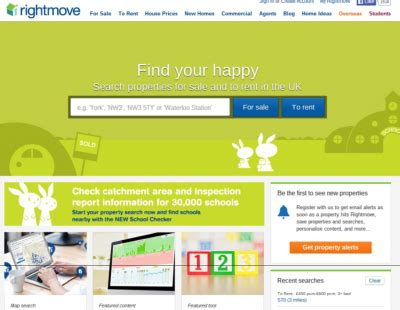 rightmove plus facts estate home value tool