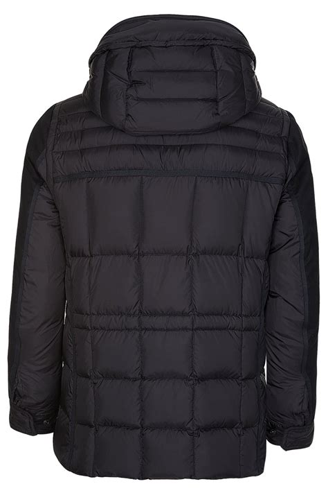 Moncler C 1 by Moncler Moncler Jacob Jacket Black Moncler From Circle