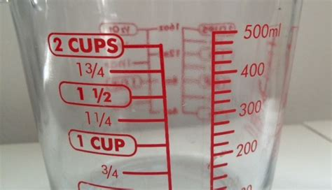 top 28 how many milliliters in a cup kitchen cranes