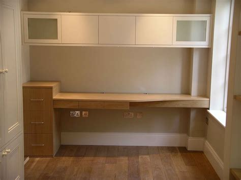 Diy Fitted Home Office Furniture 15 Photo Of Fitted Home Office Furniture