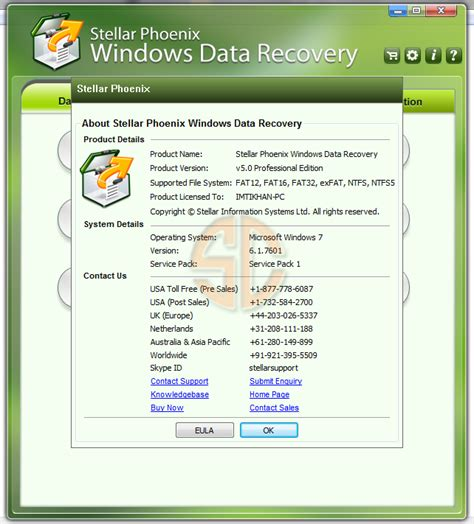 data recovery professional full version stellar phoenix windows data recovery professional 5 0 0 2