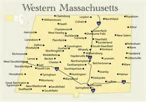 Map Of Western Massachusetts by Western Ma Map Quotes