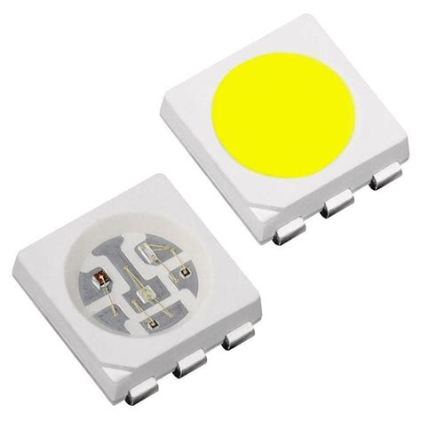 Jual Led Smd Bright 5050 ultra bright smd surface mount leds plcc 6 ebay