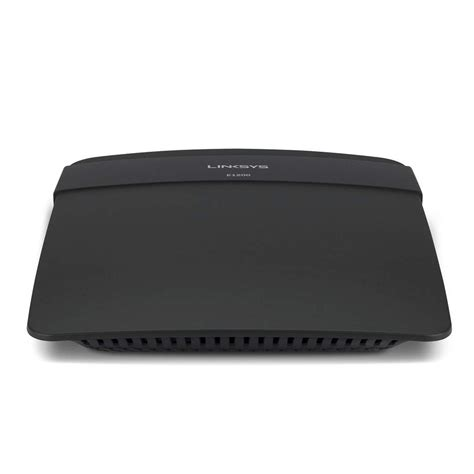 Router Wifi Cisco E1200 linksys e1200 n300 wireless router e1200 ap black jakartanotebook