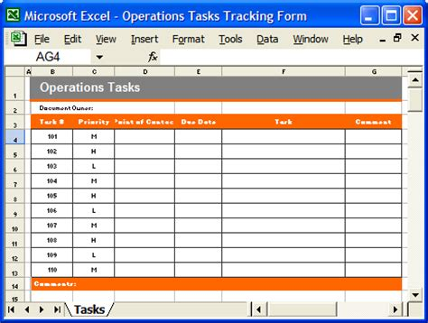 daily operations report template operations guide template pack instant forms