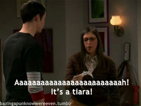 Tiara Meme - it s a tiara bigbangtheory