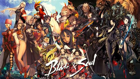 Blade And Soul a guide to choosing your starting class and race in blade