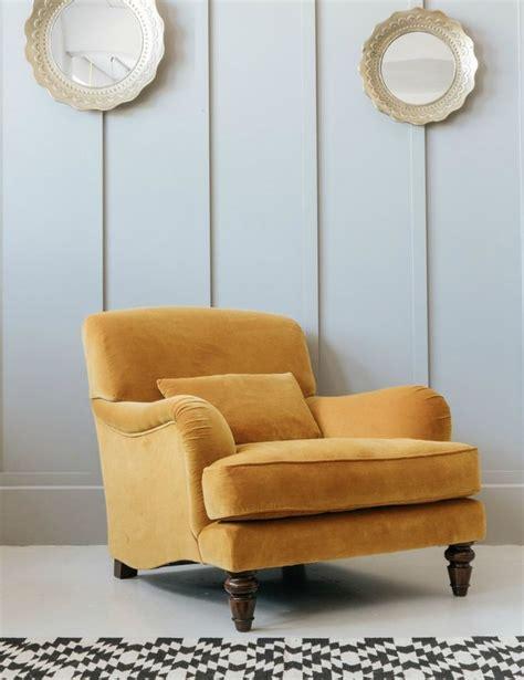 mustard velvet accent chair 17 best ideas about armchairs on kate la vie