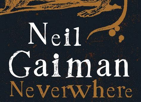 libro neverwhere neverwhere de neil gaiman ser 225 adaptado a serie de televisi 243 n