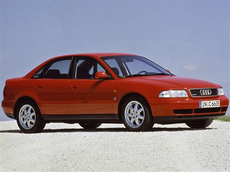 Audi A4 1994 by 1994 2000 Audi A4 B5 Autoguru Katalog At