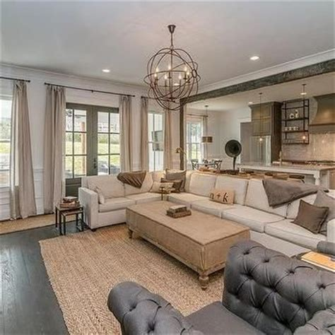 gray and ivory living room ivory sectional with gray pillows vintage living room living room