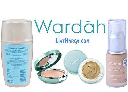 Harga Foundation Wardah White Secret daftar harga foundation merk wardah produk terbaru 2019