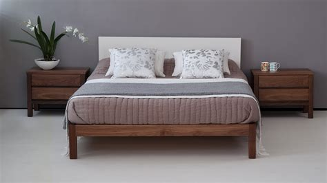 who invented beds ex display sale bed sol modern walnut bed natural bed