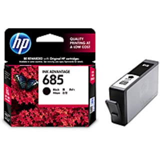 Tinta Hp 685 Black Ink Cartridge Original Cz121aa hp 685 black ink cartridge available at shopclues for rs 599