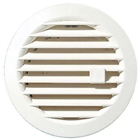 Grille Ventilation Reglable by Grille Ventilation Ronde R 233 Glable Clip D 97 Mm Blanc