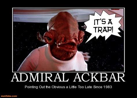 Admiral Ackbar Meme - admiral ackbar star wars silliness pinterest humor