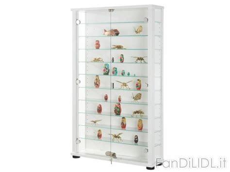 livarno mobili lidl bacheca per collezionismo arredo interni arredamento
