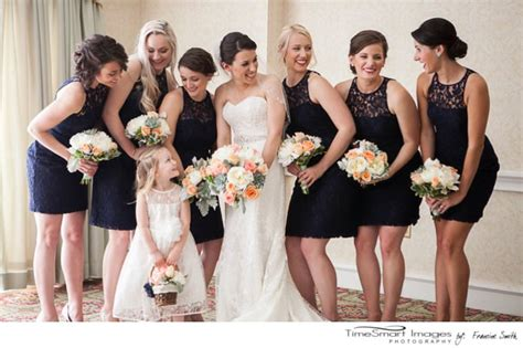 7 Dresses To Laugh At by Penn Stat Wedding Navy Lace Bridesmaid Dresses Lace