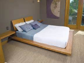 Platform Bed How To How To Build A Custom Platform Bed Frame With Cantilever