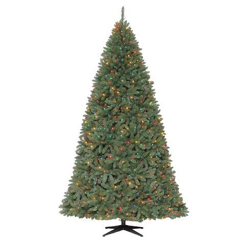 christmas trees artificia l k mart smith 9 pre lit kerry tree