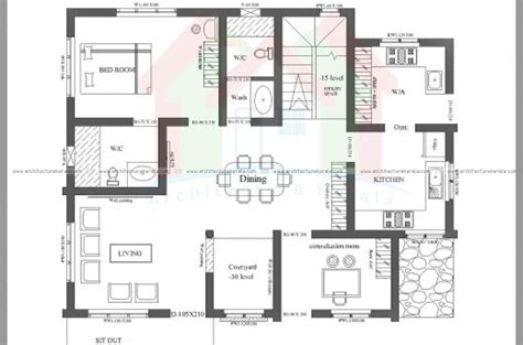 house plan and elevation 2165 sq ft kerala home design 2000 square feet 3 bedroom house plan and elevation
