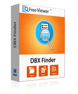 Dbx Tool outlook express dbx file finder to search dbx files within