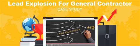 home improvement lead generation from study