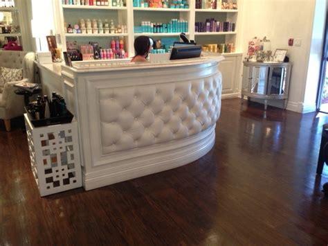 Hair Salon Reception Desk Remodel Of Hair Salon Traditional Entry Miami By Cawthra Construction Interior Design