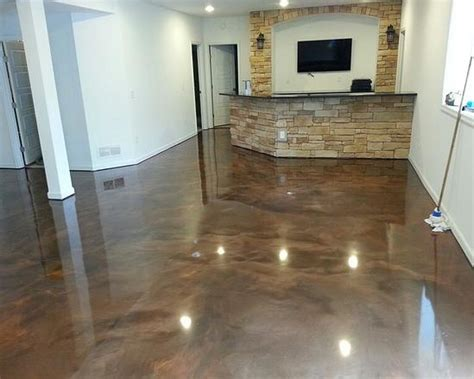 Basement Floor Paint Ideas Pick Up The Best Paint Color Painting Basement Floor Ideas