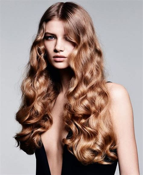 women over 55 with permed long hair 25 best ideas about loose wave perm on pinterest loose