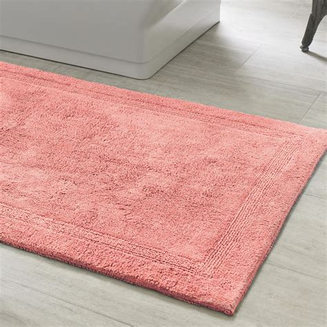 How To Make A Bathroom Rug Coral Bath Rugs Quotes