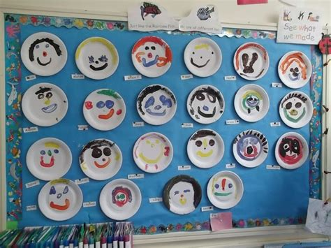 newspaper theme for preschool 10 best paper plate faces images on pinterest paper