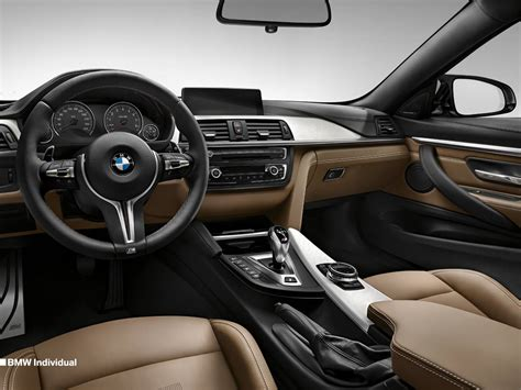 Bmw M3 White Interior by Bmw M3 And M4 Individual In Mineral White And Azurite Black
