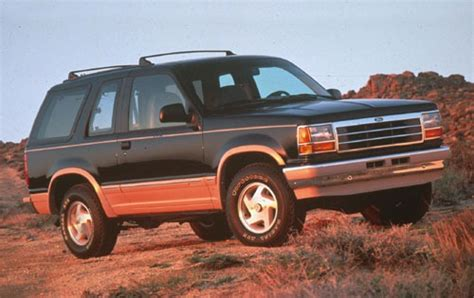 best auto repair manual 1993 ford explorer regenerative braking 1994 ford explorer warning reviews top 10 problems you must know