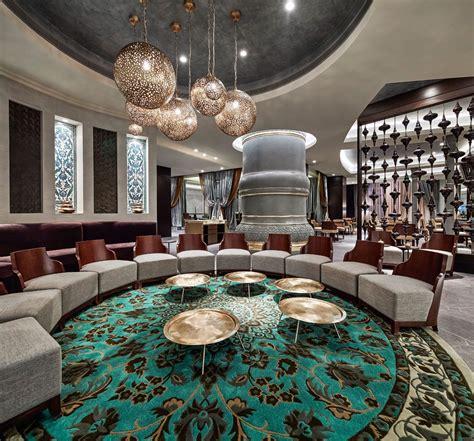 The Ottoman Restaurant Designing Ajman S Landmark Design Middle East