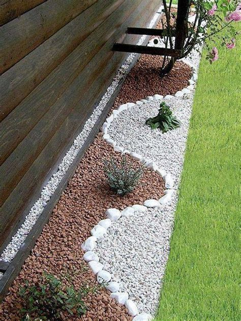 the 25 best pebble garden ideas on succulent