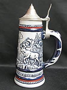 Avon lidded beer stein steins jugs mugs at j amp v collectibles