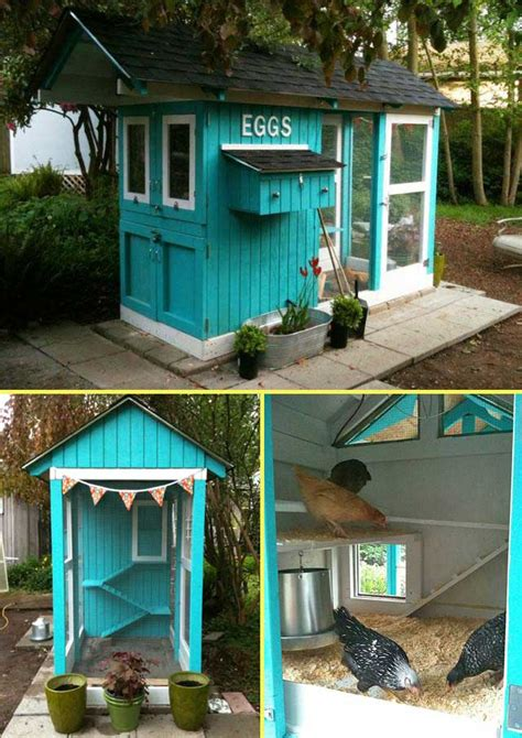 22 Low Budget Diy Backyard Chicken Coop Plans Diy Backyard Chicken Coop