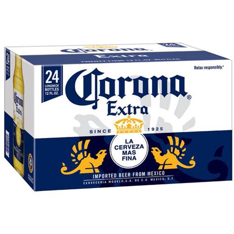 12 pack corona light corona extra beer 12 fl oz 24 pac products united