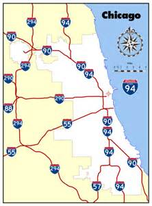 chicago highway map file chicago map502 isxy png