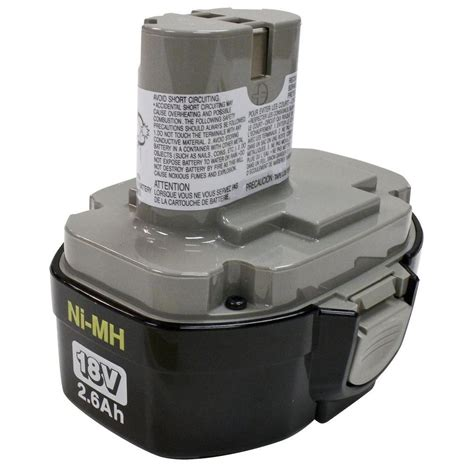 makita 18 volt ni mh battery 193159 1 the home depot