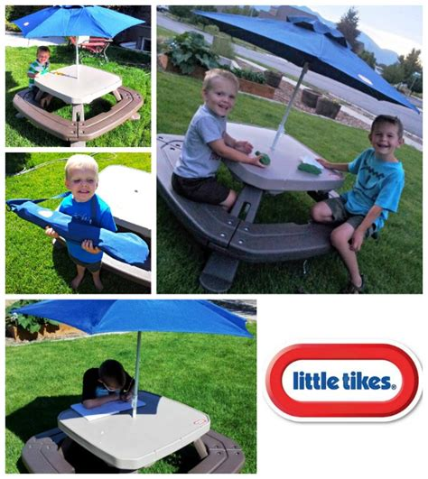 little tikes fold n store picnic table little tikes endless adventures easy store table