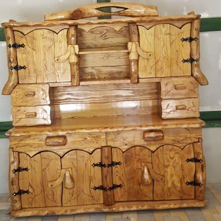 kredenz rustikal handholzwelt at rustikale kommode handholzwelt at