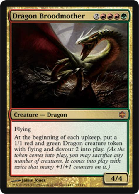 strongest mtg deck the of all dragons magic the gathering