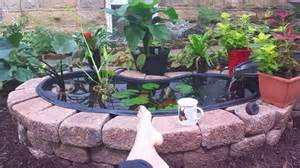 small backyard pond pond ideas pinterest